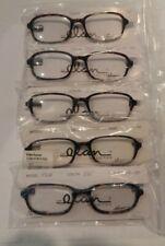 Vintage 5 Pc. Elan 9314 Tortoise 52/19 Plastic Eyeglass Frame Lot Nos #349