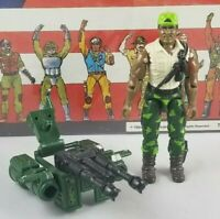 Gi Joe Double Blast and Crossfire Special Collectors Edition 2 Pack Hasbro 53039