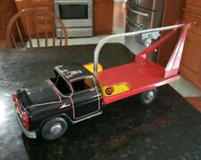 Marx Machinery Equipment Service Pressed Steel Litho Toy Truck