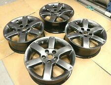 "SET 4 GENUINE ORIGINAL NISSAN X-TRAIL 17"" ALLOY WHEEL SET MK1 2000-2007"