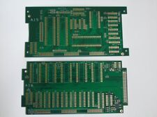 Fluke 9010 A 6502/6800 Pod Bare PCB Set plaqué or (Set de 2 planches)