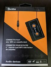 Reshow Car Audio Cassette Adapter For Ipods, Portable Cd's and Mp3 Players