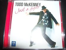 Todd Mckenny Just A Gigolo CD – Like New