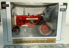 FARMALL 450 NARROW FRONT TRACTOR 30TH ANNIVERSARY 1/16 BY SPECCAST  CUST1422