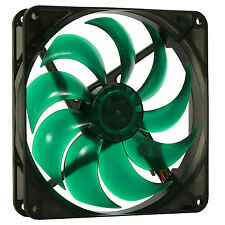 Nanoxia 140mm pwm deep silence quiet pc case fan 700-1400 tr/min, 4-Pin