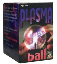 "Plasma Ball 3"" Lamp Mini Nebula Plasma Novelty Battery Powered"