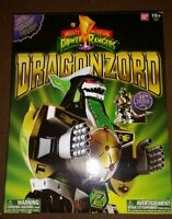 Mighty Morphin Power Rangers Legacy Dragonzord New 25TH Anniversary Tommy Oliver