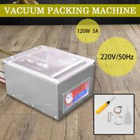 220V Vakuumierer Vakuumiergerät Vakuummaschine Vakuumgerät Vakuumiermaschine