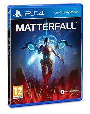 Matterfall Matter Fall Sony Ps4 Playstation 4 Games, Region Free, EU Version New