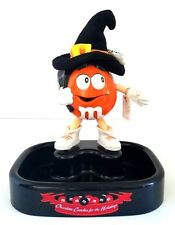 M&M's Halloween Witch Motion Activated Candy Dish - Collectible