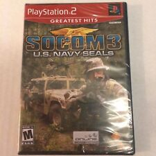 SOCOM 3: U.S. Navy SEALs (Sony PlayStation 2, 2005)