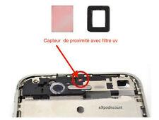 CAPTEUR DE PROXIMITE FILTRE UV AUTOCOLLANT AVEC MOUSSE POUR IPHONE 4