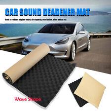 Automotive insulation Sound Deadener Noise Rattle Killer Lather Material 30