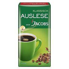 Jacobs Auslese Classic Coffee German Coffee Vacuum Packs 3 x 500g/17.63 oz New