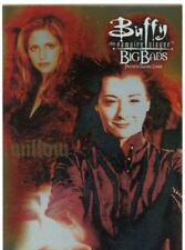 Buffy TVS Big Bads Promo Card P-3