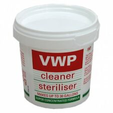 VWP Steriliser Cleaner Home Brew Beer Cider & Wine Making Cleaning 100g FREE P&P
