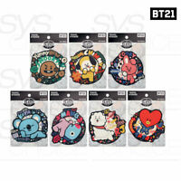 BTS BT21 Official Authentic Goods Travel Sticker SET + Tracking Number