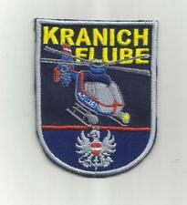 Abzeichen Polizei Einsatzabteilung Kranich Flugbeobachter