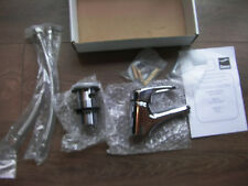 Deva LACE113/EK Lace Enviro-Klick Mono Basin Mixer Tap with Press Top Waste