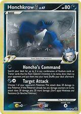 Honchkrow 77/127 Platinum REVERSE HOLO PERFECT MINT! Pokemon
