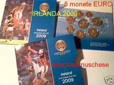 2009 8 monete 3,88 euro Irlanda BU irlande irland Eire Ireland Irlandia Ирландия