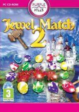 Jewel Match 2 - PC CD - New & Sealed