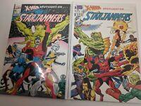 X-Men Spotlight On Starjammers #1-2 #2 Marvel TPB Comics Book