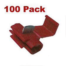 3M 905 RED Scotch Loc Self-Stripping Auto-Tap Connector 22g-18g 100pcs