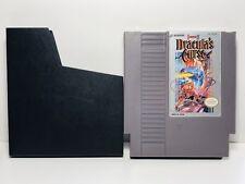 Castlevania III 3 Dracula's Curse -- NES Nintendo Original Game CLEAN TESTED