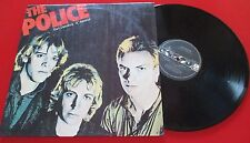 "THE POLICE ""Outlandos D'Amour"" SCARCE 1989 REISSUE LP STING Venezuela STING"