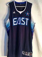 Adidas Authentic NBA Jersey All Star East Team Navy sz 60