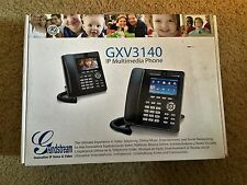 NEW Grandstream GXV3140 Multimedia Video Voip Phone Conference Call Movie Stream
