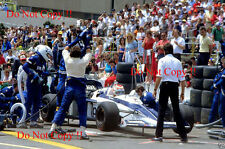 Nelson Piquet Brabham BT52 Detroit Grand Prix 1983 Photograph