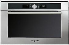 Hotpoint MD454IXH 1000W Microwave-Stainless Steel