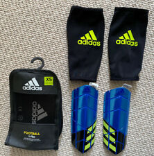 Adidas X PRO shin guards slip in size XS kids Blue NEW