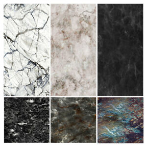 Dark System Marble Vinyl Photography Backdrop Art Photo Props Background Studio