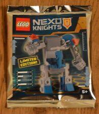 Lego® Nexo Knights™ Limited Edition Minifigur Mächtiger Mech Bot Neu & OVP