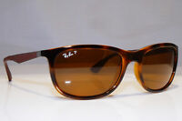 RAY-BAN Mens Womens Unisex Polarized Sunglasses Brown RB 4267 710/83 23908