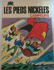 REVUE BD BANDES DESSINEES PIEDS NICKELES n°63 de 1976