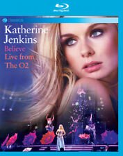 Katherine Jenkins: Believe - Live from the O2 DVD (2018) Katherine Jenkins
