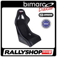 Sportsitz BIMARCO DAKAR mit FIA Rennsitz Schalensitz Sport Rally Sitze Glasfaser