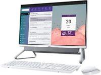 "Dell Inspiron 24 - 5490 AIO 23.8"" FHD Touch i5-10210U 12GB 256GB SSD + 1TB IRCam"