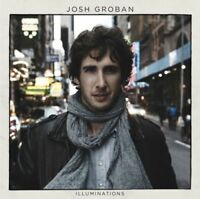 Josh Groban - Illuminations (2010)  CD The Superb Album Gift Idea by Rick Rubin