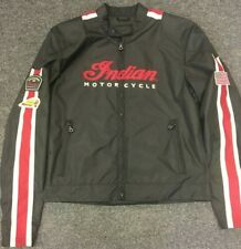 Indian Motorcycle Men's Casual Jacket Textile Black M