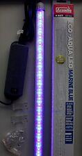 Arcadia Eco Aqua LED Light 14 Watt Marine Blue Moonlight Lamp Seawater