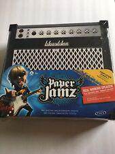 WowWee Paper Jamz Guitar Amp. Real Working Speaker Amplifier Series 1 Gold. New