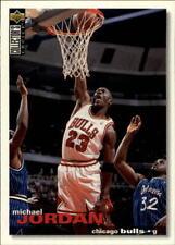 Michael Jordan #45 Upper Deck CC 1995/96 NBA Basketball Card
