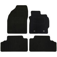 Sakura Tailored Deluxe Carpet Floor Mat Set 4 Pieces Black Toyota Auris Up To 13