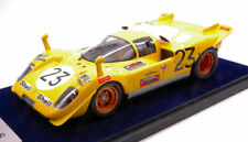 Ferrari 512 S #23 8th 1000 Km Spa 1970 D. Bell / De Fierlant 1:18 Model