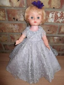 "Vintage Aust. Pedigree ""Storybook Collection"" - Vinyl 16"" Doll - Original Dress"